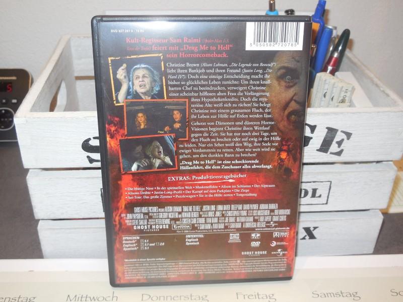 Drag me to Hell von Sam Raimi Uncut DVD