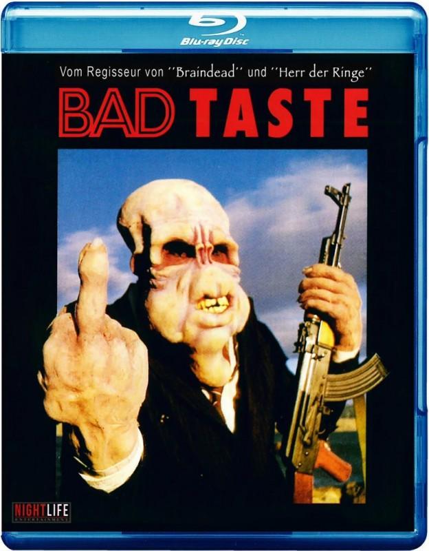 Bad Taste - Blu Ray