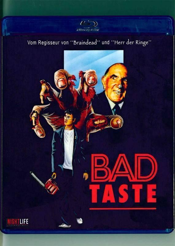 Bad Taste Blu-Ray im Schuber  + DVD 5 Disc Collection (x)