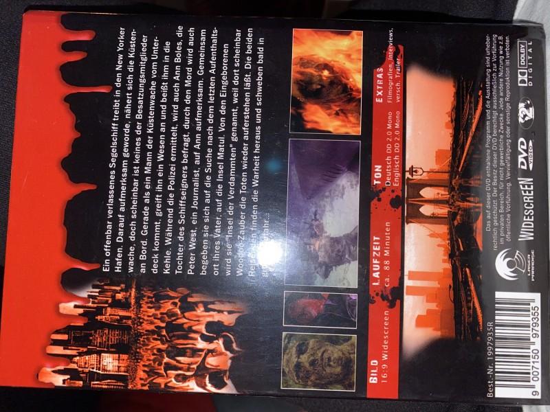 Woodoo - Zombie 2 - DVD  limitierte Hartbox
