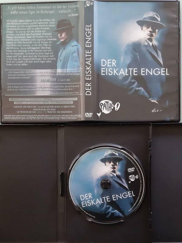 3x DVD   Der Eiskalte Engel