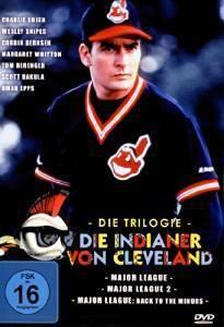 5x Die Indianer von Cleveland Trilogie - DVD