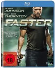 Faster - Dwayne Johnson, Billy Bob Thornton - Blu Ray