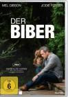 Der Biber (Mel Gibson, Jodie Foster) - DVD