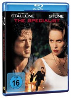 The Specialist - Blu-Ray - Uncut - Neu/OVP