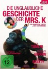 Die unglaubliche Geschichte der Mrs. K DVD Wendecover TOP