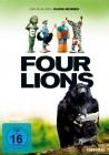 Four Lions  ( UNCUT ) - DVD -