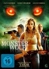 Monsterwolf  ...  Horror - DVD !!!  NEU  !!  OVP !!!