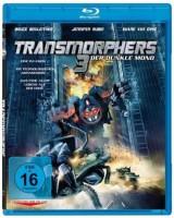Transmorphers 3 - Der Dunkle Mond -- Blu-ray