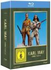 Karl May Winnetou I - III (3 Blu-ray s im Schuber) Ovp