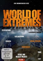 World of Extremes - Teil 1 ...  Doku - DVD !!! NEU !!  OVP !