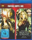 Beauty and the Beast / Journey to Promethea -- Blu-ray