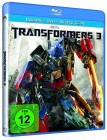 Transformers 3,  BluRay + DVD