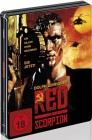 Red Scorpion - uncut - Steelbook -Blu Ray - NEU/OVP