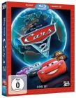 Disney Cars 2 - 3D ohne 2D Disk/Schuber