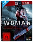 The Woman - uncut - Steelbook - Blu Ray - NEU/OVP