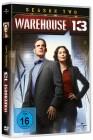 Warehouse 13 - Season 2 (NEU + OVP)