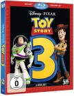 Disney Toy Story 3 - 3D ohne 2D Disk / Schuber