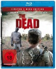 The Dead - Limited 2-Disc Edition ( DVD) [Blu-ray] Uncu!!