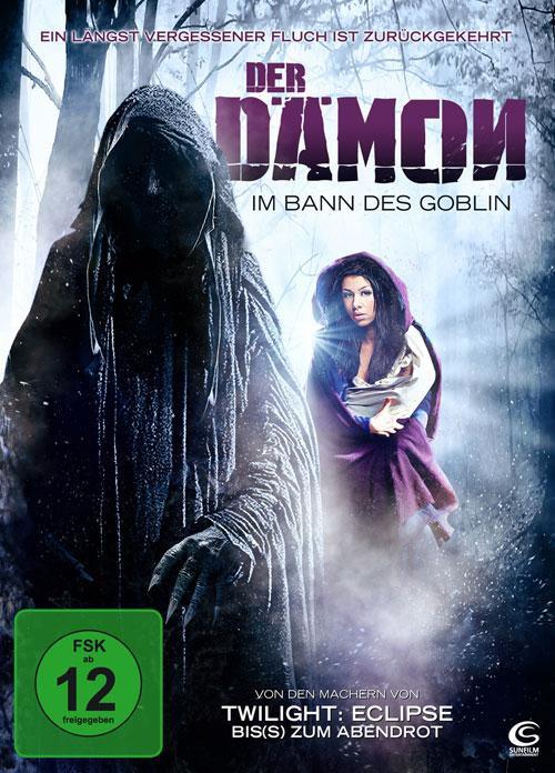 Der Dämon - Im Bann des Goblin ... Horror - DVD !! OVP !!!