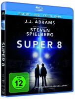 Super 8 Blu-Ray & DVD