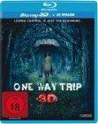 One Way Trip - 3D / 2D - Blu-ray - FSK 18 - TOP !