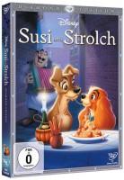 Susi und Strolch - Diamond Edition (OVP)