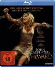 John Carpenters The Ward - Die Station - Blu Ray - NEU/OVP