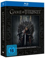 Game of Thrones Staffel 1 Uncut 5 Blu-ray Amaray Box Schuber