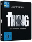 The Thing - [remake] - Blu-ray Steelbook - Uncut - Neu/OVP