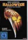 Halloween - Die Nacht des Grauens (UNCUT) - DVD -