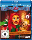 Kasperle und der magische Besen 3D Blu-ray/NEU/OVP Theater