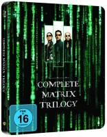 Matrix Complete Trilogy - Steelbook