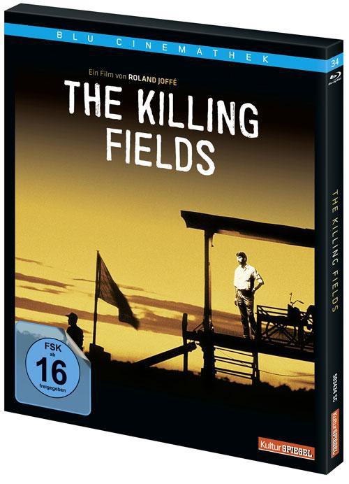 The Killing Fields - Schreiendes Land - Blu Cinemathek - Vol. 34