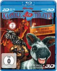 Kasperle Theater - Die Bremer Stadtmusikanten - 3D Blu-ray