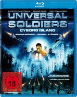 Universal Soldiers - Cyborg Islands Blu-ray 84 Minuten