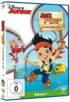 Disney Junior: Jake und die Nimmerland Piraten - Vol. 1: Yo