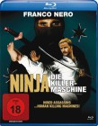 Ninja - Die Killer-Maschine Blu-ray