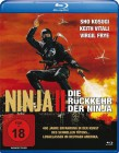 Ninja II - Die Rückkehr der Ninja Blu-ray