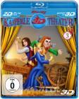 Kasperle Theater - Teil 3 - Rumpelstilzchen - 3D Blu-ray/NEU