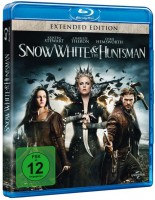 Snow White & the Huntsman - Extended Edition - Blu-ray - TOP