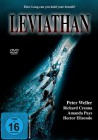 LEVIATHAN Peter Weller DVD Wendecover TOP