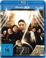 Woman Knight - 3D