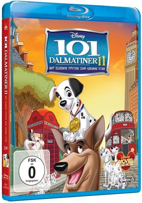 101 Dalmatiner II - Auf kleinen Pfoten zum großen Star!