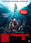 Piranha 2 - uncut - David Hasselhoff, Christopher Lloyd