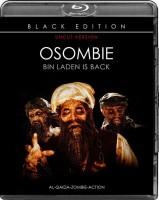 Osombie - Black Edition - uncut - Blu Ray - NEU/OVP