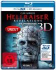 Hellraiser Revelations - 3D Blu-ray - Uncut - Neu/OVP