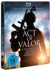 Act of Valor - Bluray Steelbook Edition