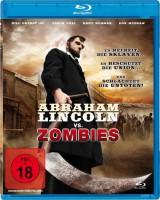 Abraham Lincoln vs. Zombies (Blu-Ray)