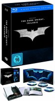The Dark Knight Trilogy - 5-Disc Special Edition